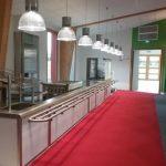 Aménagement d'une cuisine centrale