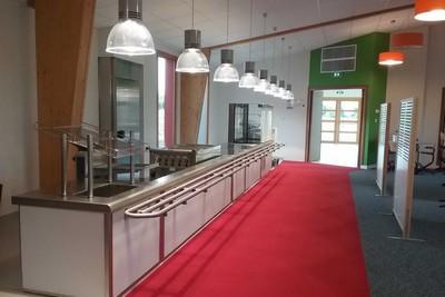 Amenagement d 39 une cuisine centrale a malansac 56 - Definition d une cuisine centrale ...