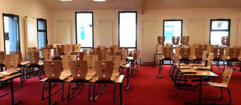 Construction Restaurant scolaire Collège à Plouay